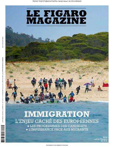 Le Figaro Magazine - 24 05 2019 - 25 05 (2019)