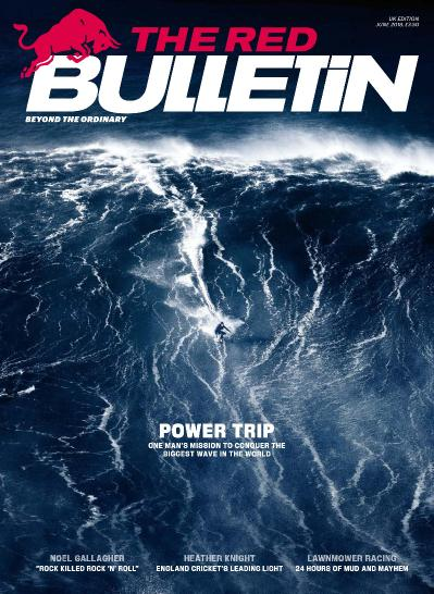 The Red Bulletin UK - June (2018)
