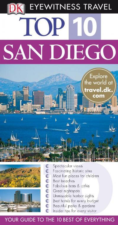 Top 10 San Diego Eyewitness Top 10 Travel Guides