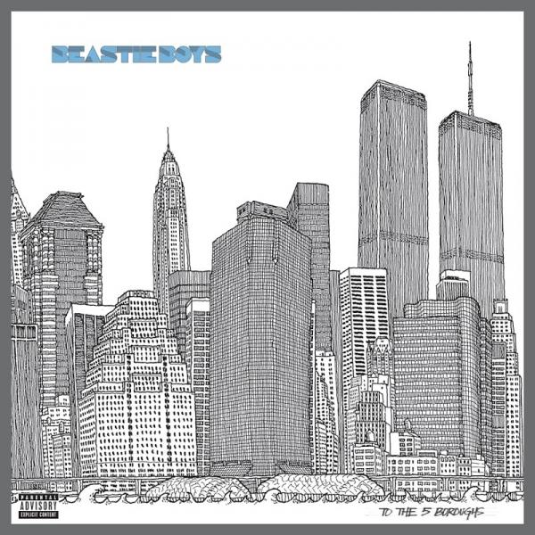 Beastie Boys To The 5 Boroughs Deluxe Edition  (2019) Enraged