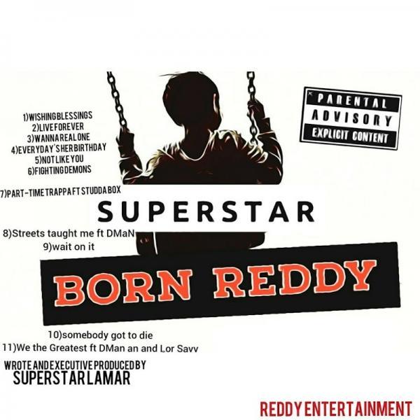 Superstar Lamar Born Reddy  (2019) Enraged