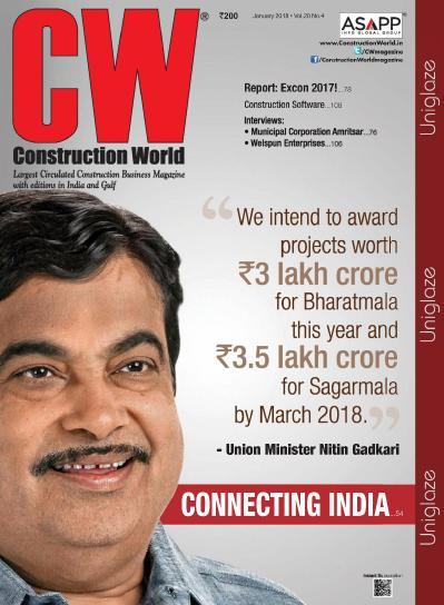 Construction World  January (2018)