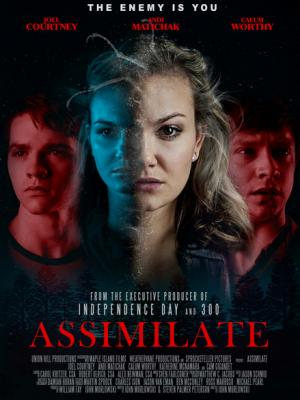 Ассимиляция / Assimilate (2019) WEB-DL 720p | HDRezka Studio