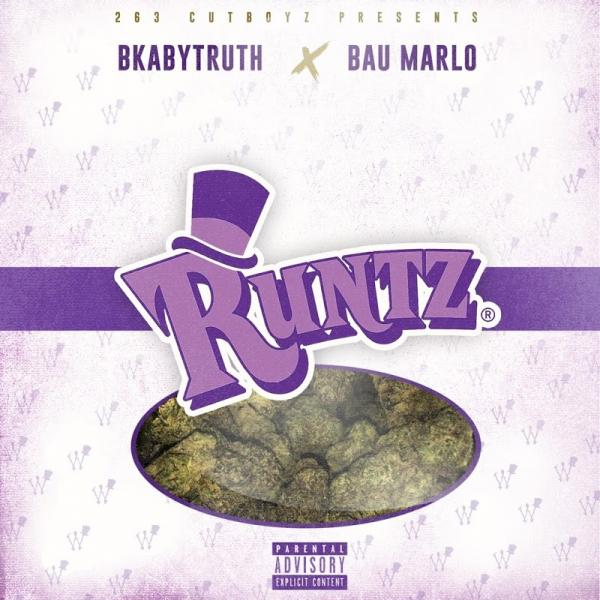 Bkabytruth And Bau Marlo Runtz Single  (2019) Enraged
