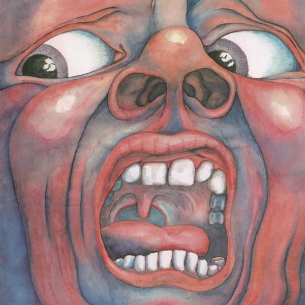 King Crimson In The Court Of The Crimson King Expanded And Remastered Original Alb...