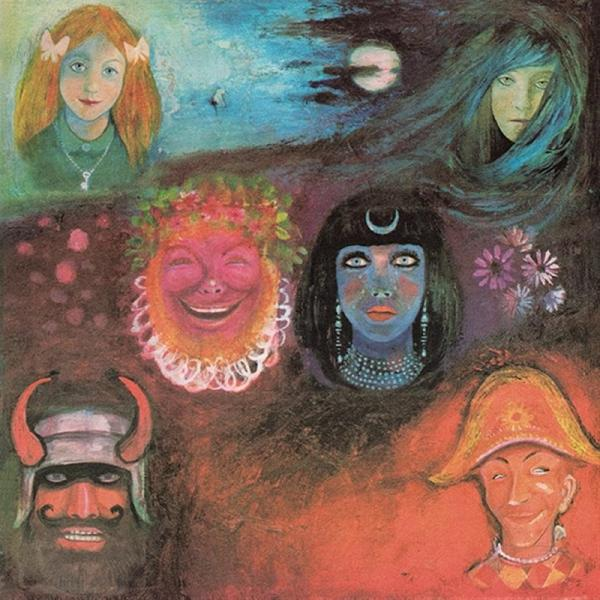King Crimson In The Wake Of Poseidon Remastered  (2015) Entitled Int