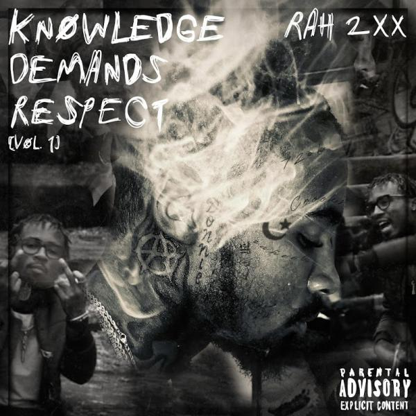 Rah 2xx Knowledge Demands Respect Vol 1  (2019) Enraged