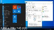 Windows 10 Pro x64 19H1 18362.175 June 2019 by Generation2 (RUS)