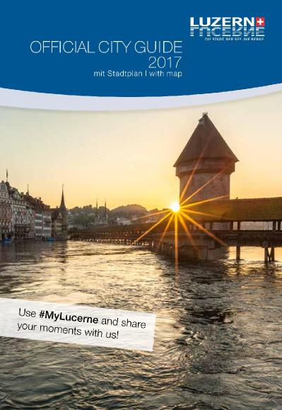 Luzern Official City Guide - (2017)