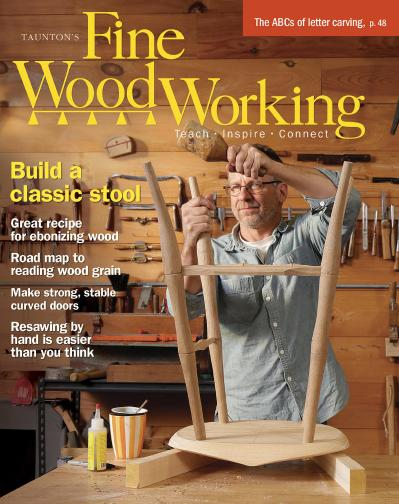 Fine Woodworking - May-June (2019)