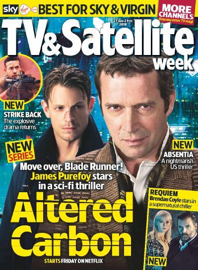 TV & Satellite Week  27 January (2018)