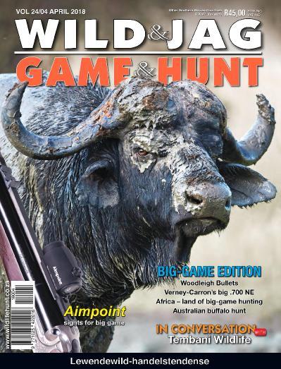 Wild & Jag Game & Hunt - April (2018)
