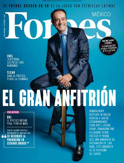 Forbes Mexico - 09 (2018)