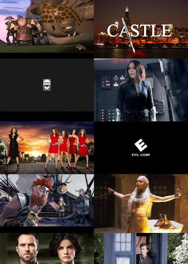 Beautiful And Amazing Tv Series Wallpapers Set   18