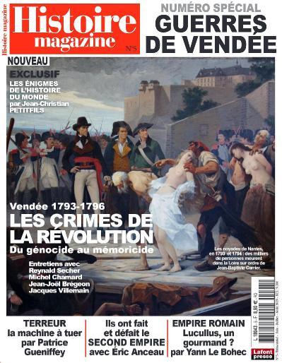 Histoire Magazine N 5  Juin-Ao 251 t (2019)