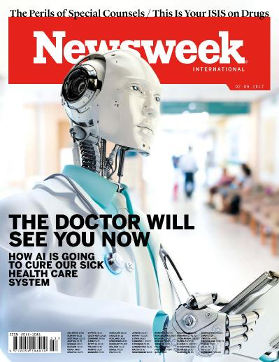 Newsweek International  2 June (2017)