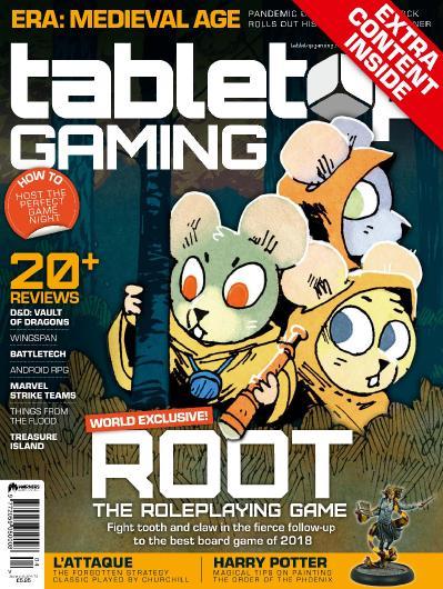 Tabletop Gaming - April (2019)
