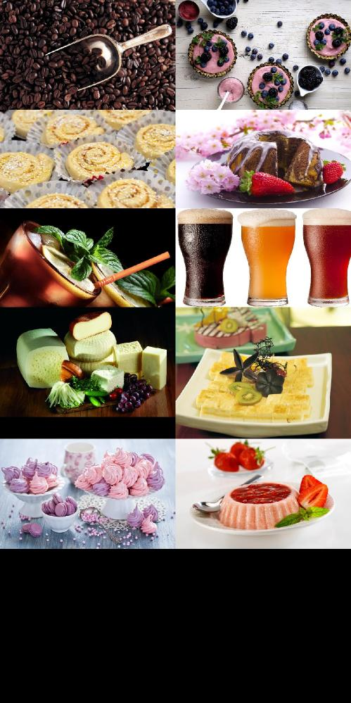 Delicious Food Wallpapers {pack 74}