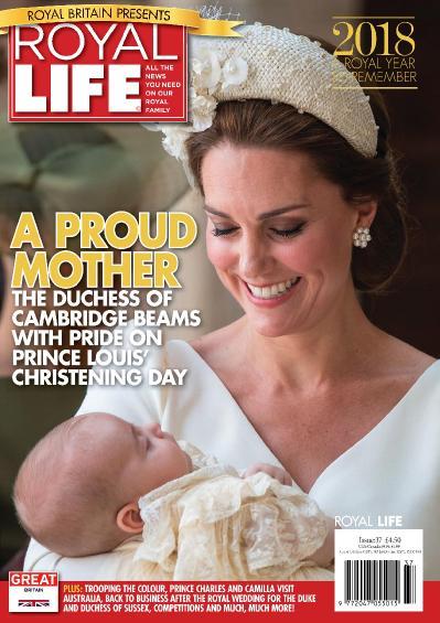 Royal Britain Presents Royal Life - July (2018)