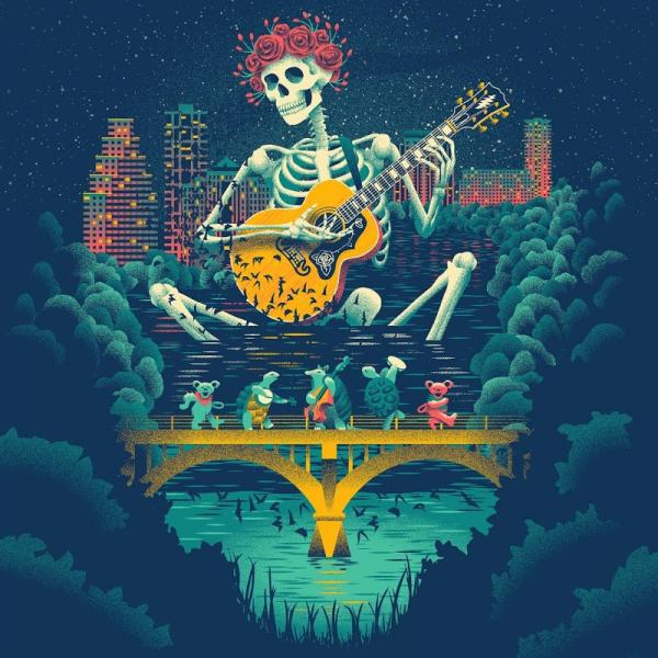 Dead And Company Frank Erwin Center Austin Tx 12  2  17 Live  (2019) Entitled