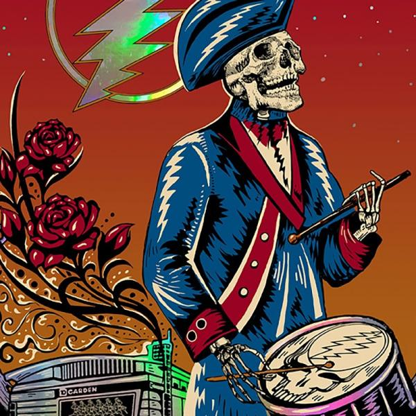 Dead And Company Td Garden Boston Ma 11  19  17 Live  (2019) Entitled