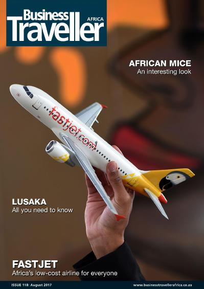 Business Traveller Africa  August (2017)