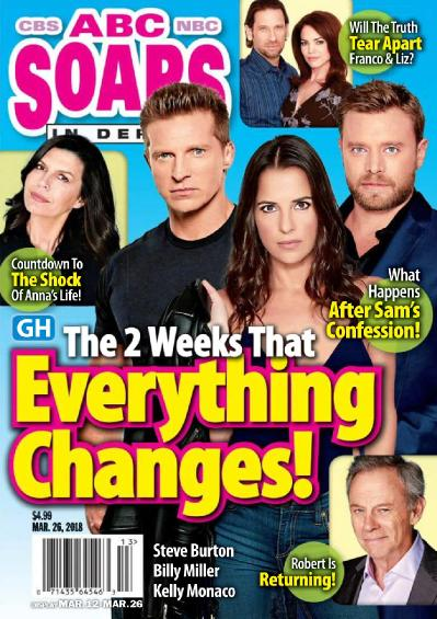 ABC Soaps In Depth - March 26 (2018)