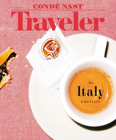 Conde Nast Traveler USA  February (2018)