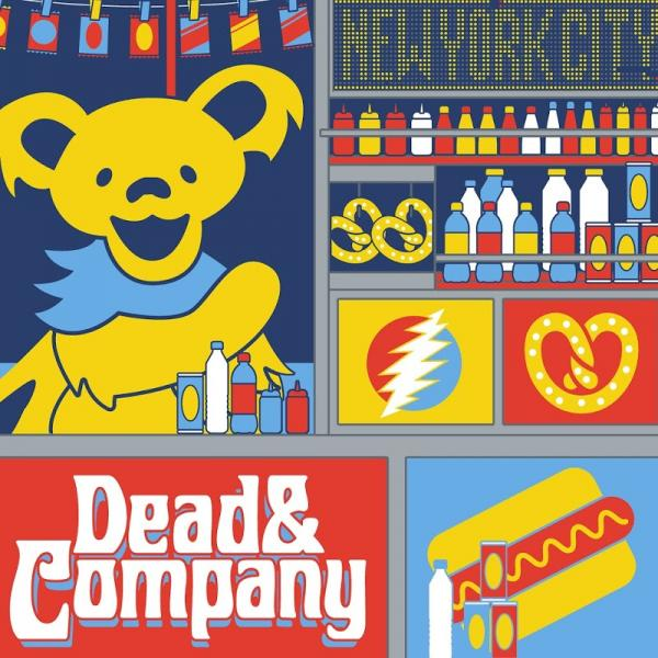 Dead And Company Madison Square Garden New York Ny 11  14  17 Live  (2019) Entitled