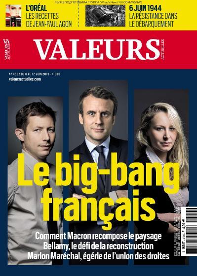 Valeurs Actuelles - 06 06 2019 - 12 06 (2019)