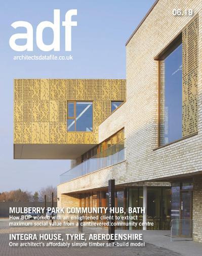 Architects Datafile ADF - June (2019)