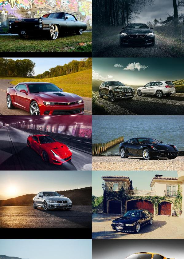 Stunning Car Wallpapers {pack 87}