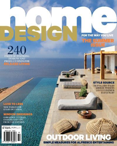 Home Design Volume 19 Issue 5 (2016)