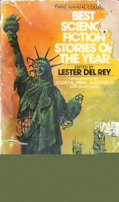Lester del Rey (ed ) - Best Science Fiction Stories of the Year-Third Annual Colle...