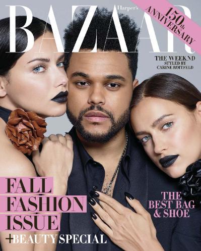 Harper s Bazaar UK  September (2017)