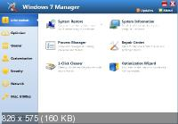 Windows 7 Manager 5.1.9 Final DC 18.06.2019