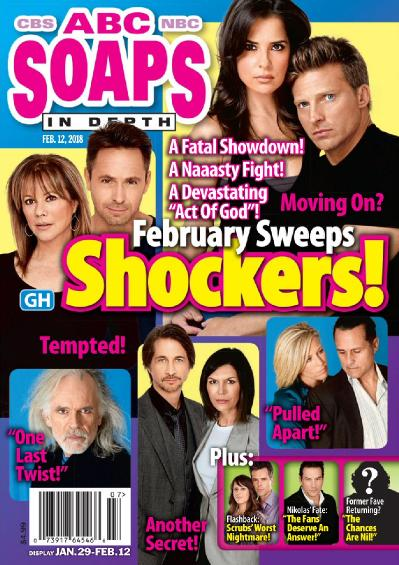 ABC Soaps In Depth  January 22 (2018)