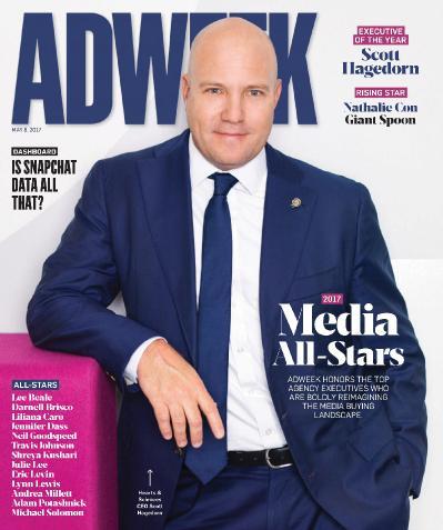 Adweek  May 8 (2017)