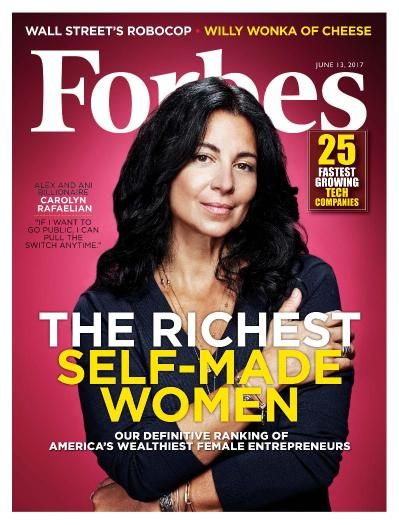 Forbes USA  June 13 (2017)
