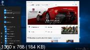 Windows 10 Enterprise LTSC x64 1809.17763.592 Compact By Flibustier (RUS/2019)