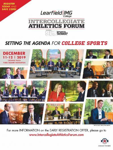 SportsBusiness Journal  10 June (2019)