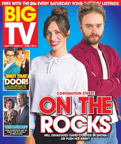 Big TV  March 31 (2018)