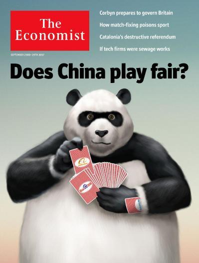 The Economist Europe September 23-29 (2017)