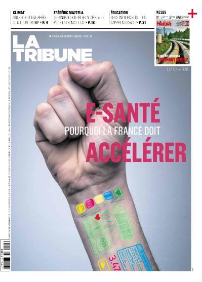 La Tribune 9 au 14 Juin (2017)