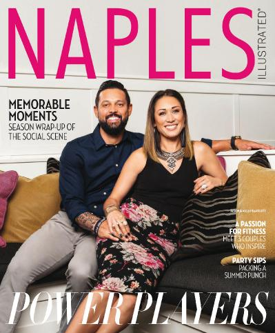 Naples Illustrated  May-June (2017)