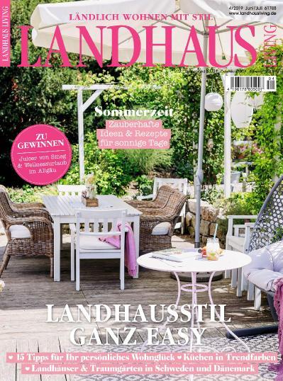 Landhaus Living - Juni-Juli (2019)