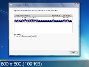 Windows 7 Enterprise SP1 x64 3in1 + Office 2007 & 2010 v.12 KottoSOFT (RUS/2019)