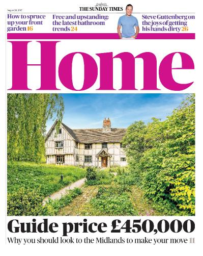 The Sunday Times Home 20 August (2017)
