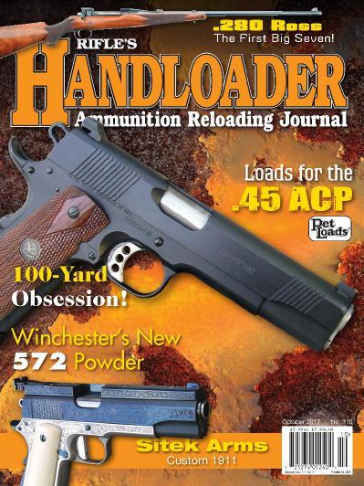 Handloader October-November (2017)