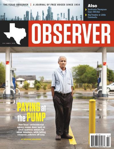 The Texas Observer  February 01 (2018)